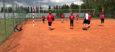 Juniorky,kadetky a první ligy opět zahájily tréninky.