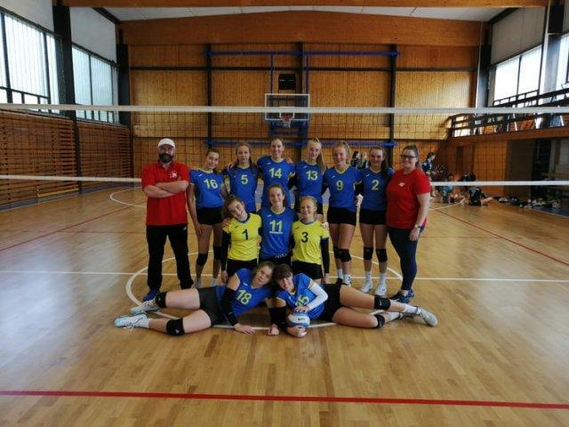 Volejbal Plzeň B - VK Karlovy Vary