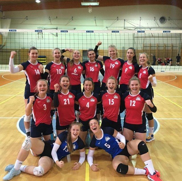 Kvalifikační turnaj extraligy juniorek