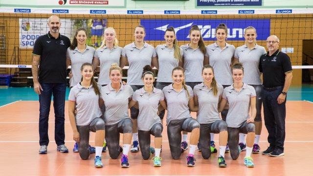 PVK Olymp Praha (Český pohár)
